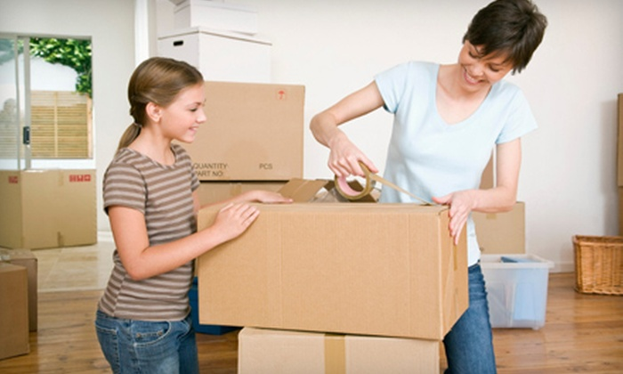 Welcome Home Moving Solutions - Grand Prairie: One or Two Hours of Moving Services from Welcome Home Moving Solutions (Up to 55% Off)