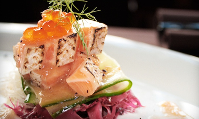 ND Sushi & Grill - Downtown Toronto: $15 for $30 Worth of Contemporary Japanese Cuisine and Drinks at ND Sushi & Grill