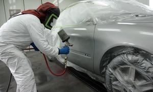 Carrozzeria S. Marco: Riparazione e verniciatura di ammaccature e graffi dell'auto (sconto fino a 88%)