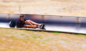 Cool Runnings: Three Transferable Ride Tokens, Food and Drink from R125 for One at Cool Runnings (Up to 48% Off)