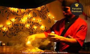 Tantra Restaurante - Granja Vianna: Tantra Restaurante - Granja Vianna: Mongolian Grill à vontade para 1 pessoa