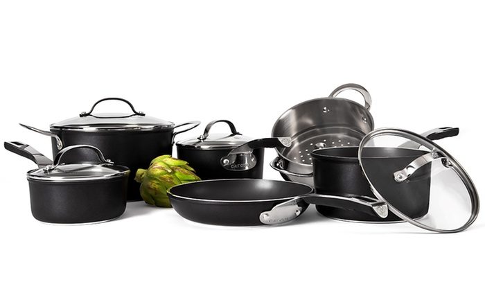cat cora by starfrit cookware groupon goods. Black Bedroom Furniture Sets. Home Design Ideas