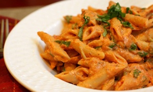 Quick Fire Cafe: $20 or $30 Towards Italian Cuisine and Pub Fare at Quick Fire Cafe (Up to 40% Off)