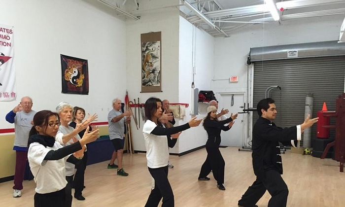 Suarez Martial Arts - Suarez Martial Arts: $30 for Two Weeks of Unlimited Tai Chi Classes with a Free T-Shirt at Suarez Martial Arts ($75 Value)
