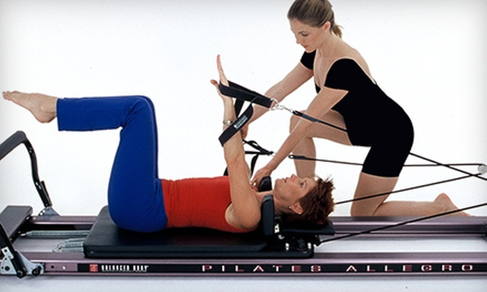 Polestar Physical Therapy & Pilates Center - Riviera: Intro Pilates Reformer Class and Four or Nine Classes at Polestar Physical Therapy & Pilates Center (Up to 72% Off)