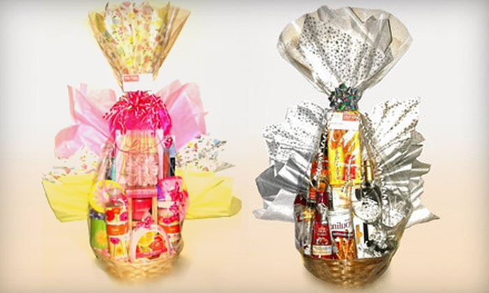 Better Baskets and Gifts - Tallahassee: $35 for a Gourmet Gift Basket with Delivery from Better Baskets and Gifts (Up to $70 Value)