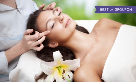 Facial with Optional Swedish Massage or Spa Package at Saratoga Botanicals Organic Store and Spa (Up to 47% Off)