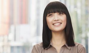 Vdotson Hair Studio: Up to 59% Off Haircut and Highlights  at Vdotson Hair Studio