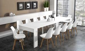 Table console extensible 3 mètres