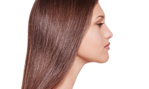 Deanna Michaels Hair Studio: $138 for $250 Worth of Hair-Straightening Treatments at Deanna Michaels Hair Studio