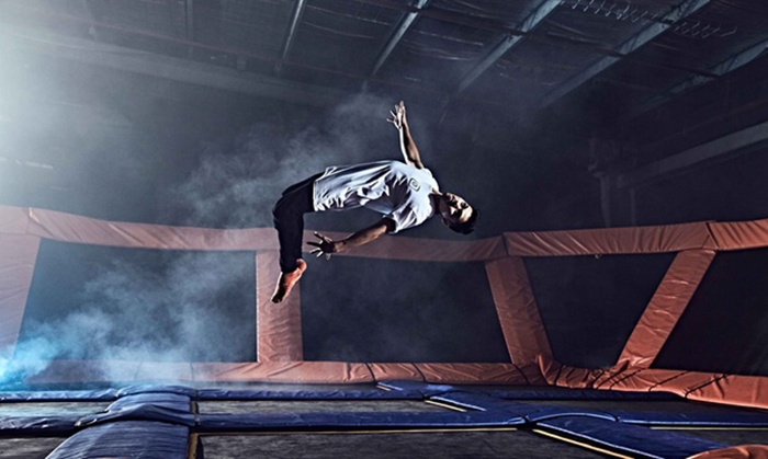Jump Passes or Fly High Party Sky Zone Groupon