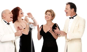 The Manhattan Transfer and Take 6: The Manhattan Transfer and Take 6 on April 6 at 7:30 p.m.