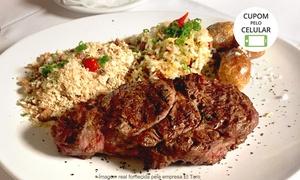 El Toro: El Toro – Vila Redentora: almoço ou jantar com entrada, prato principal e acompanhamento para 2 pessoas