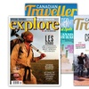 "Up to 50% Off from ""Canadian Traveller"" Magazine"