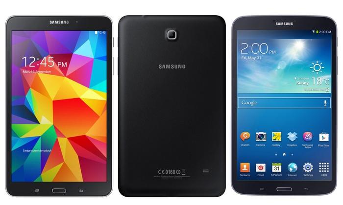 samsung galaxy tab 3 8 16gb or galaxy tab 4 16gb 7 tablet