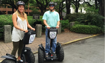 One, Two, or Four Tickets for Savannah Segway Movie Tour at Adventure Tours in Motions (Up to 44% Off)