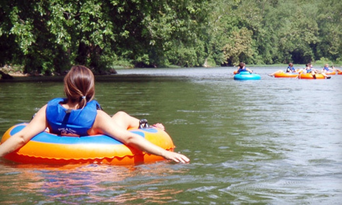 River & Trail Outfitters - Harpers Ferry: Tubing and Paddling Adventure for One or Two on Sunday–Friday or Saturday from River & Trail Outfitters (Up to 53% Off)