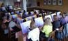 Vino van Gogh: $19 for Two-Hour Painting Class at Vino van Gogh ($38 Value)