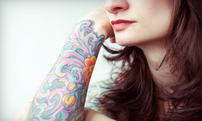 Nostalgia Tattoo Co. - Downtown Colorado Springs: One or Two Hours of Tattoo Art at Nostalgia Tattoo Co. (Up to 61% Off)
