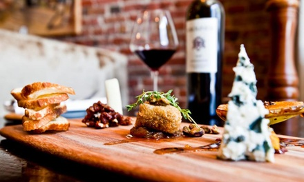 Contemporary American Food for Dinner or Brunch at Oola Restaurant & Bar (Up to 42% Off)
