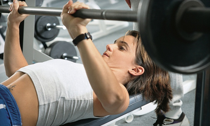 The Platinum Center - Tulsa: One Month of VIP Gym Membership for One or Two at The Platinum Center (Up to 82% Off)