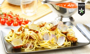 Sophia's Tuscan Grille: Italian Cuisine at Sophia's Tuscan Grille (Up to 50% Off). Four Options Available.