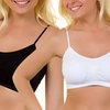 3-Pack of Seamless Bras