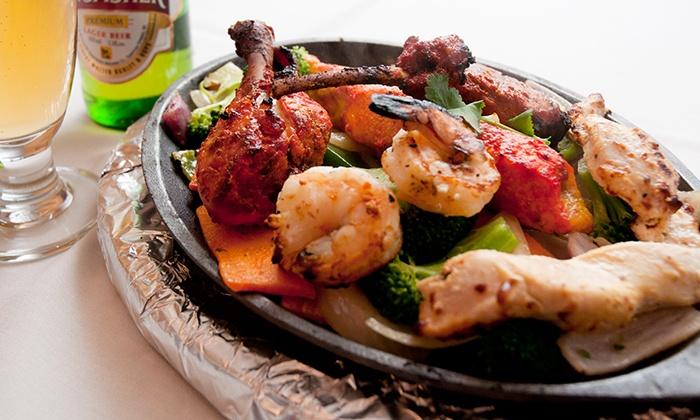 India Garden Restaurant - Asheville: $16 for $25 Worth of Indian Food for Dinner at India Garden Restaurant