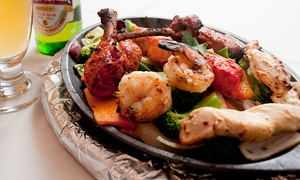 India Garden Restaurant: $15 for $25 Worth of Indian Food for Dinner at India Garden Restaurant