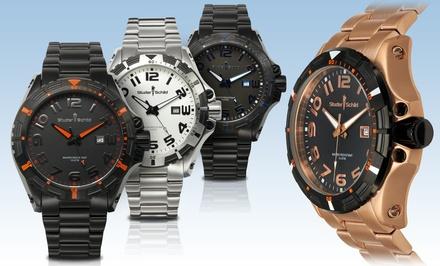 Studer Schild Bower Collection Men's Watch