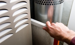 Up to 71% Off a Furnace and AC Tune-Up