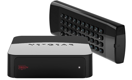 Netgear NeoTV MAX Streaming Player with 1080p Full HD and 5.1-Channel Surround-Sound Output