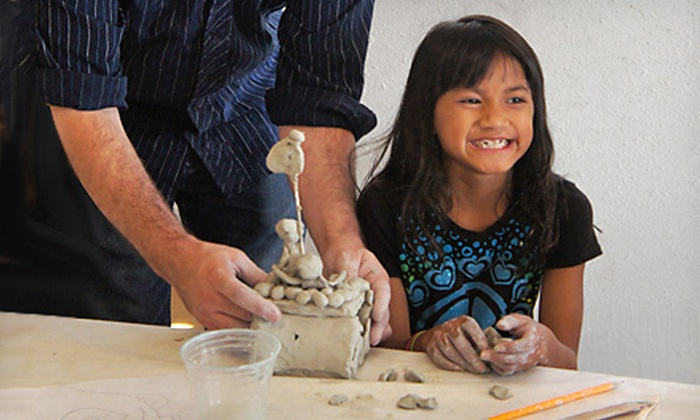 Drawing or Sculpting Workshops by Adam Reeder - Folsom: Art Workshop for Two or Four with Supplies at Drawing or Sculpting Workshops by Adam Reeder (Half Off)