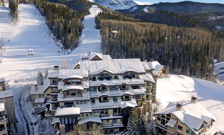 Groupon Deal: 1-, 2-, or 4-Night Stay for Two at Lumière Telluride in Telluride, CO