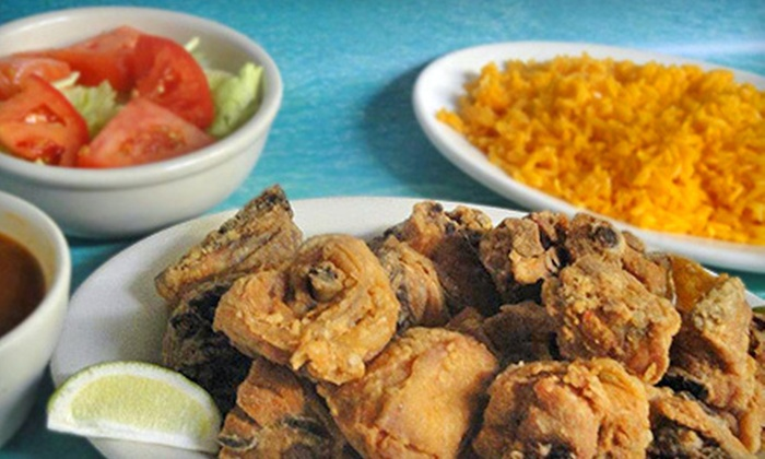 Maria's Island Restaurant - Windsor Spring: Latin American Cuisine at Maria's Island Restaurant (Up to 53% Off). Two Options Available.