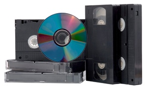 Cam Video Productions: Video to DVD Conversion, Photo to CD Conversion, or $20 for $40 Worth of Services at Cam Video Productions