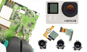Refixo: Wertgutschein über 50 €, 100 € oder 150 € anrechenbar auf Reparatur von GoPro Cams bei Actioncam Repair