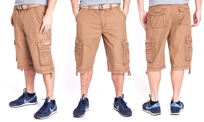 Unionbay Cordova Men's Messenger Cargo Shorts (Size 32) | Groupon
