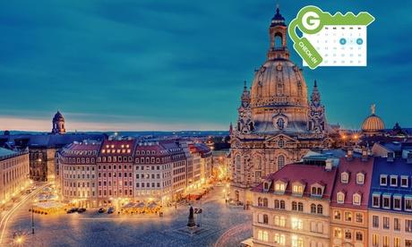 Dresden: Estancia para 1 o 2 pers en hotel misterioso 4* con desayuno desde 79€ por noche Oferta en Groupon