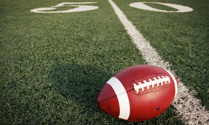Augsburg College Football - Cedar-Riverside: Augsburg College Football Camp for One or Two Kids Aged 8–14 on July 29–August 1 (Up to 55% Off)