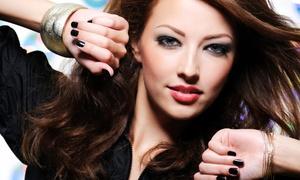 Adara Spa: Adara, PurAcne Oxygen, or Botinol Anti-aging Facial with a Spa Manicure at Adara Spa (Up to 53% Off)