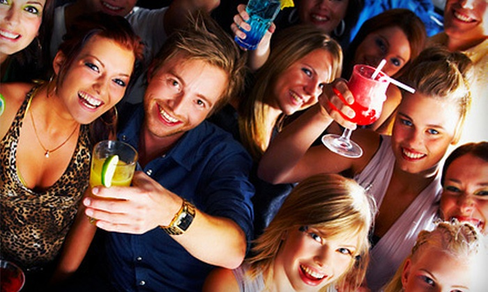 KC Crew - Martini Corner: 'Merica's Birthday Bash Bar Crawl for One or Two from KC Crew on Saturday, July 6 (60% Off)