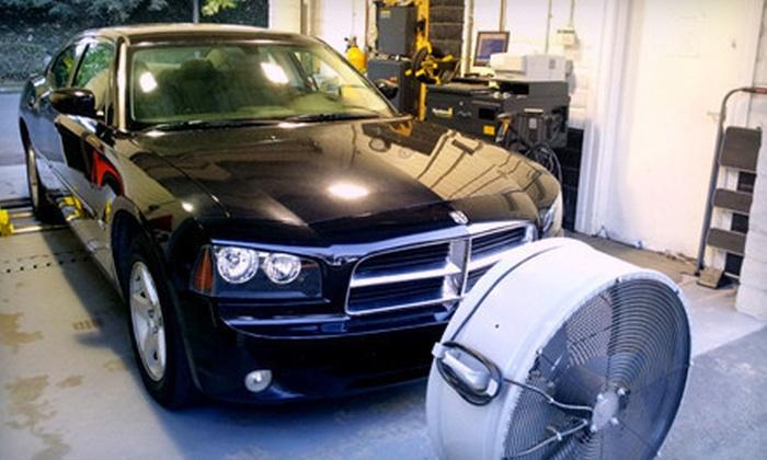Stanislaus Smog - Modesto: Smog Check for a Car, Truck, or SUV at Stanislaus Smog (Up to 52% Off)