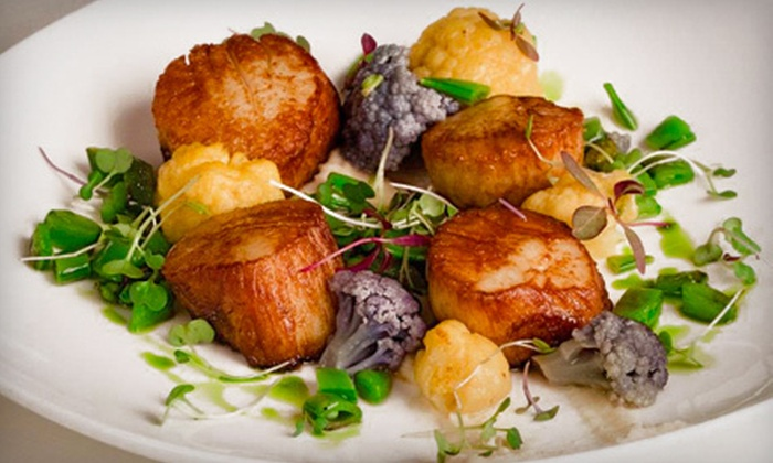 Sola - Bryn Mawr: $30 for $60 Worth of Upscale American Cuisine Tuesday–Thursday or Friday and Saturday at Sola