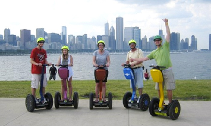 Chicago Segway Tour - Near North Side: $39 for a Lakefront and Museum-Campus Segway Tour from Chicago Segway Tour ($79 Value)