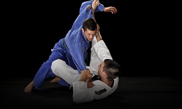 Mongrel Fitness - Mongrel Fitness & Brazilian Jiu-Jitsu: One or Two Months of Unlimited Brazilian Jiu-Jitsu Classes for Kids at Mongrel Fitness (Up to 76% Off)