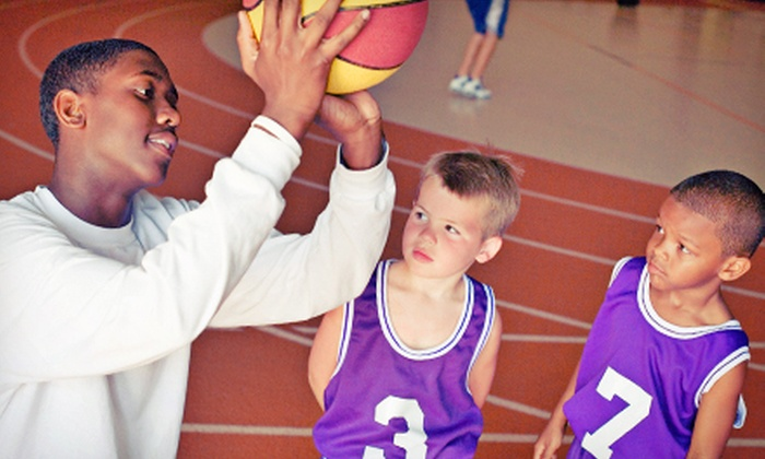 Joe Dumars' Fieldhouse - Utica: Kids' Sports Classes or Kids' or Adult Basketball or Roller-Hockey League at Joe Dumars Fieldhouse (Up to 55% Off)