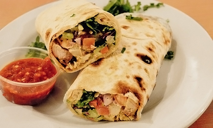 Tahini Authentic Falafel & Shawarma - Arden Hills - Shoreview: $18 for Two Groupons, Each Good for $16 Worth of Food at Tahini Authentic Falafel & Shawarma ($32 Value)