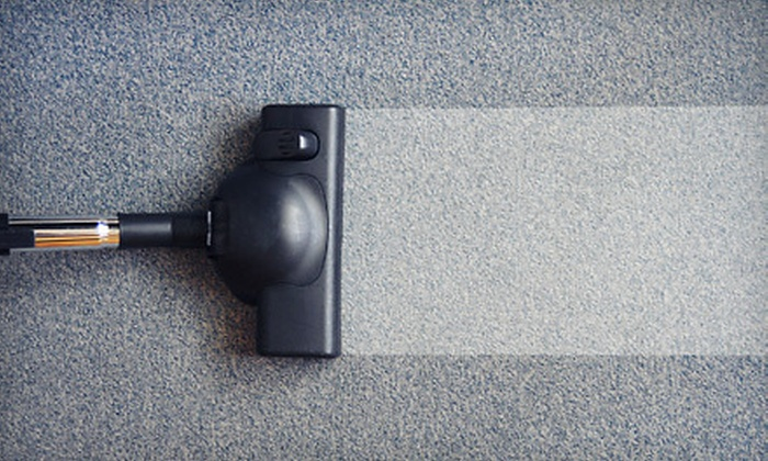 Clean Air America - White Oak Bend: Air-Duct Cleaning with One Dryer Vent or Carpet Cleaning in Three Rooms from Clean Air America (Up to 69% Off)