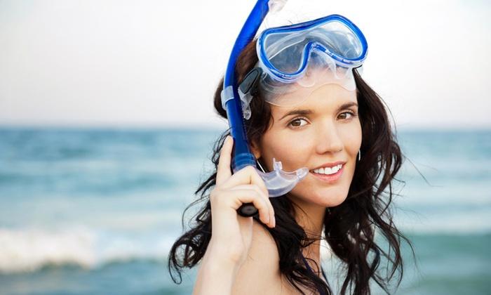 Keys Huka Dive - Keys Huka and Scuba: Seashell Hunt and Snorkel Adventure for Four or Six from Keys Huka Dive (Up to 64% Off)
